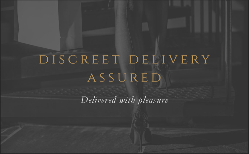 Discreet delivery assured