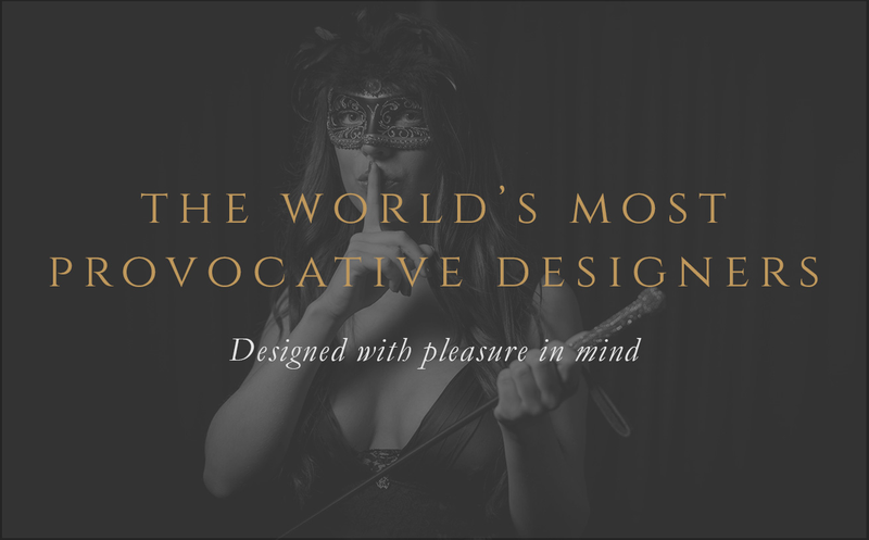 The worlds most provocative designers