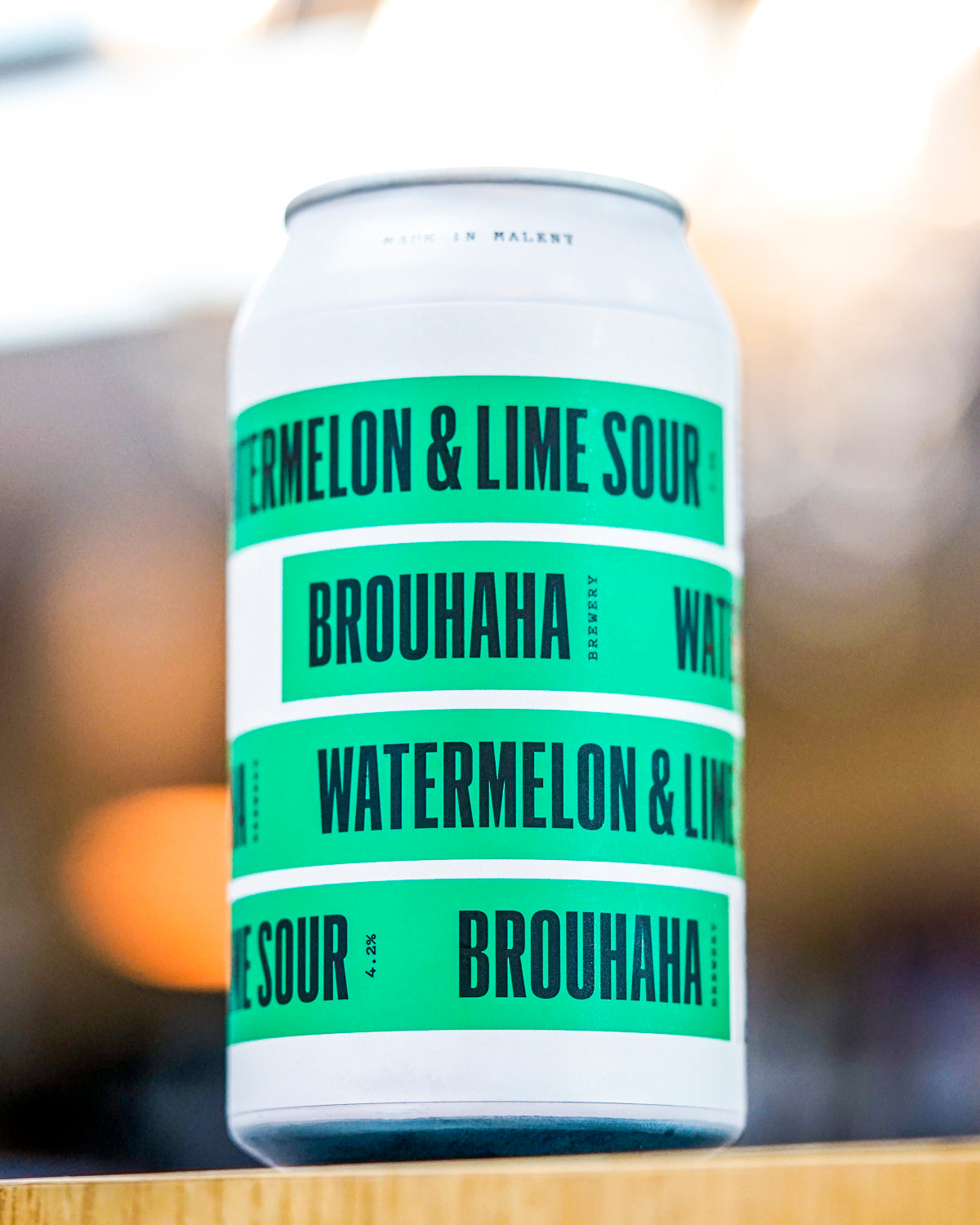 Brouhaha Watermelon & Lime Sour 375mL
