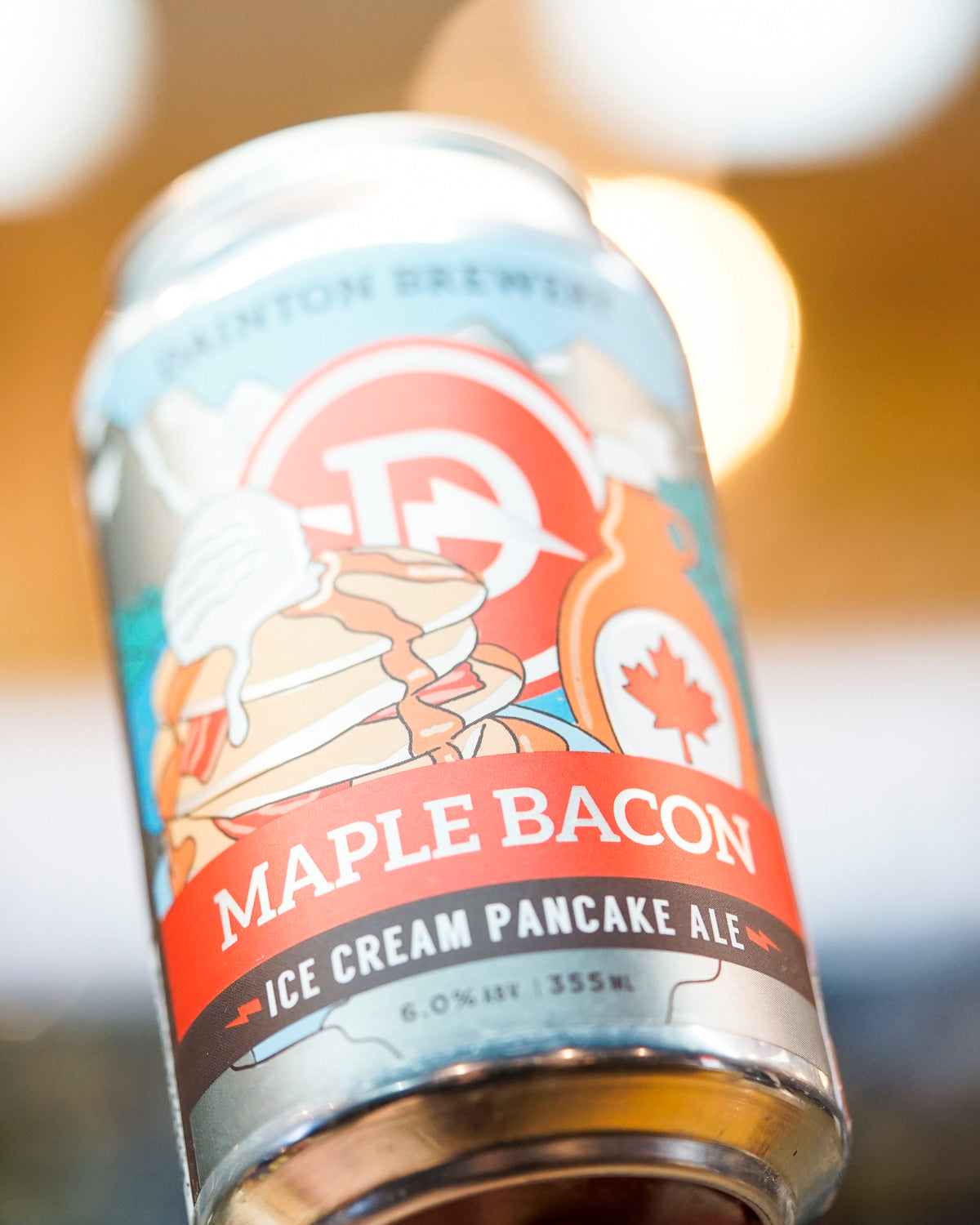 Dainton Maple Bacon Ice Cream Pancake Ale 355mL
