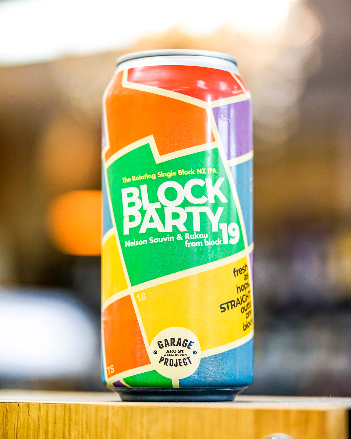 Garage Project 'Block Party 19' IPA 440mL