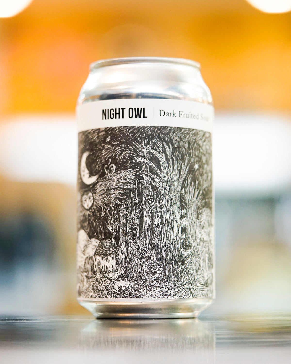 Hop Nation 'Night Owl' Dark Fruited Sour 355mL