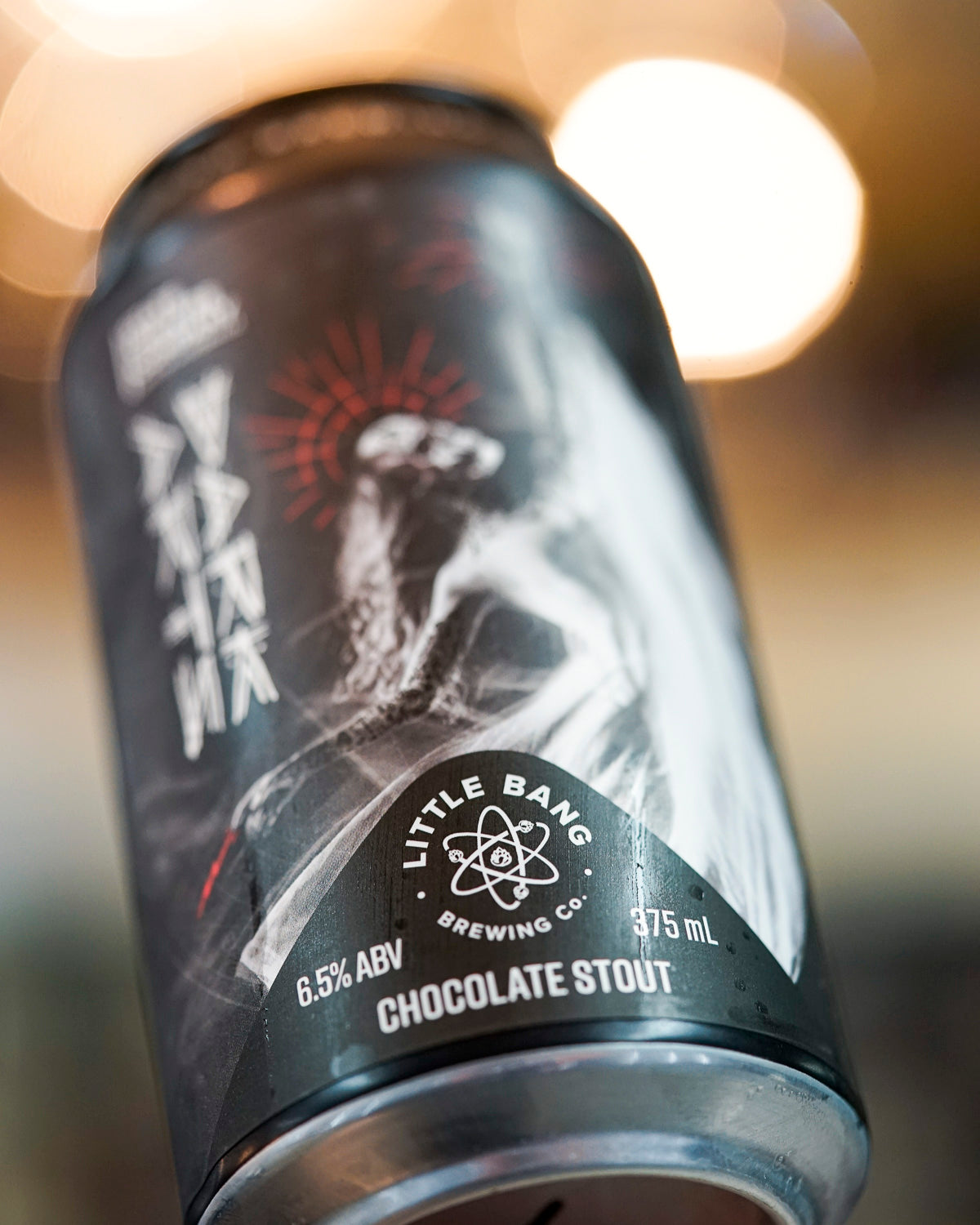 Little Bang 'Dark Arts' Chocolate Stout 375mL