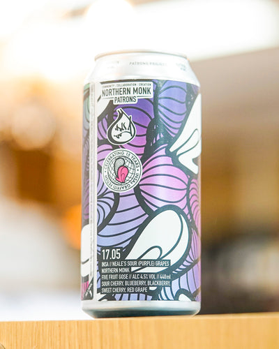 Northern Monk 'Neale's Sour' Five Fruit Gose 440mL