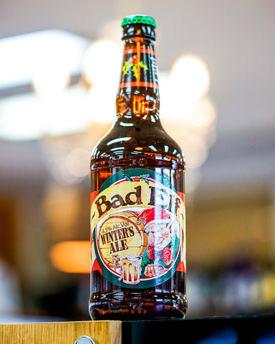 Ridgeway Brewery 'Bad Elf' Winters Ale 500mL