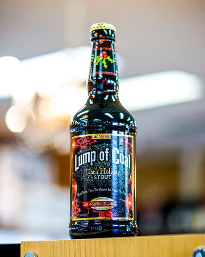 Ridgeway Brewery 'Lump of Coal' Stout 500mL
