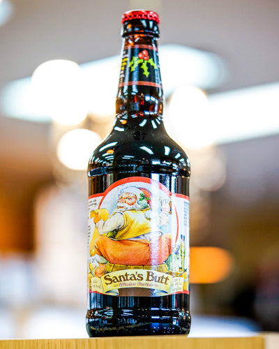 Ridgeway Brewery 'Santas Butt' Winter Porter 500mL