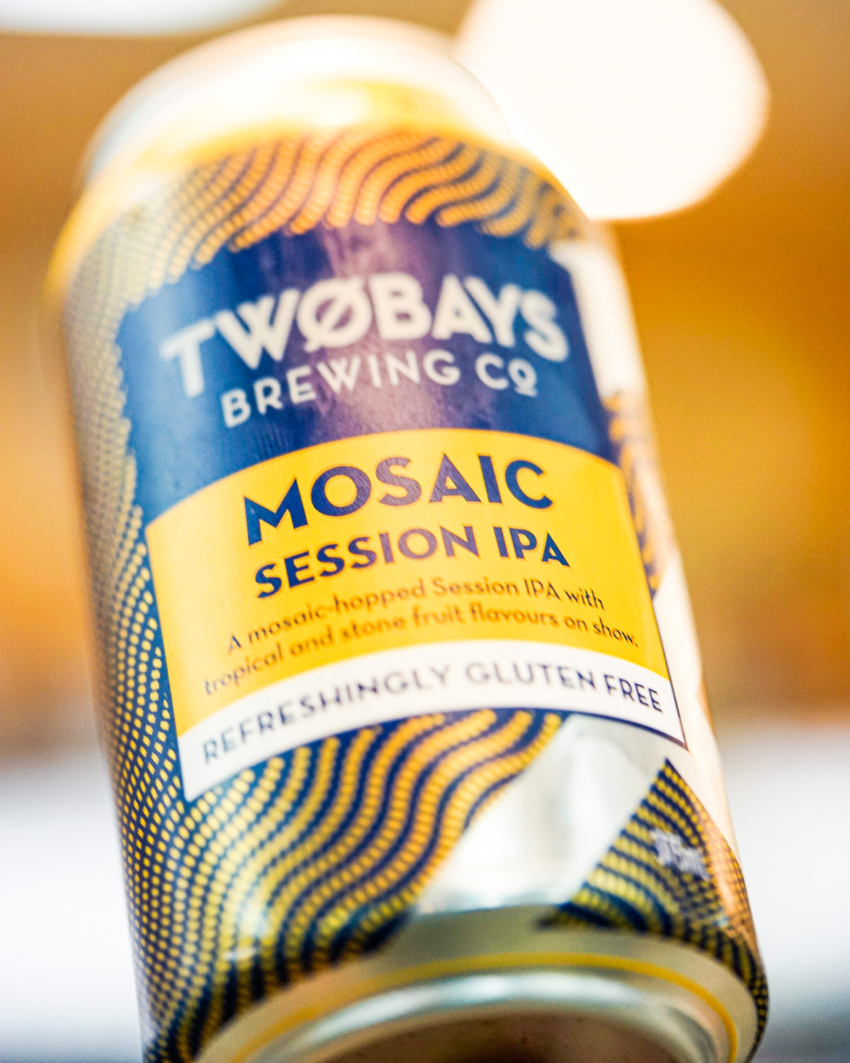 Two Bays Brewing Mosaic Session IPA 375mL Can