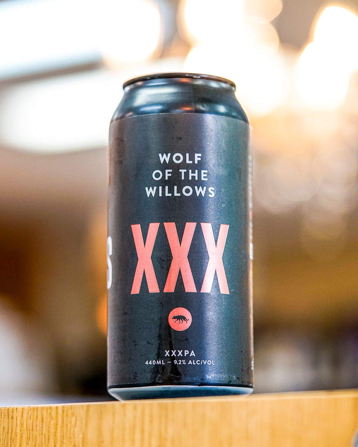 Wolf of the Willows XXXPA 440mL