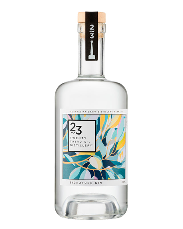 23rd Street Distillery Signature Gin 700mL