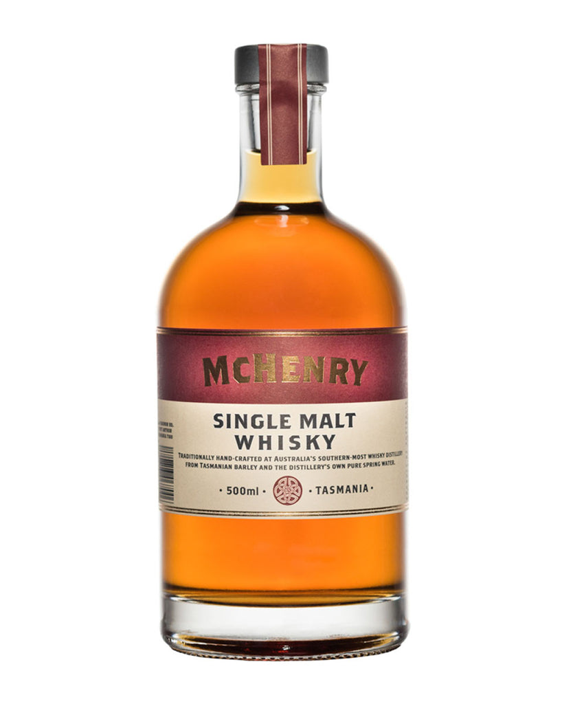 McHenry Distillery Single Malt Whisky Barrel No. 9 500mL