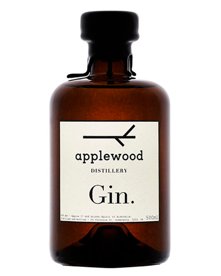 Applewood Distillery Gin 500mL