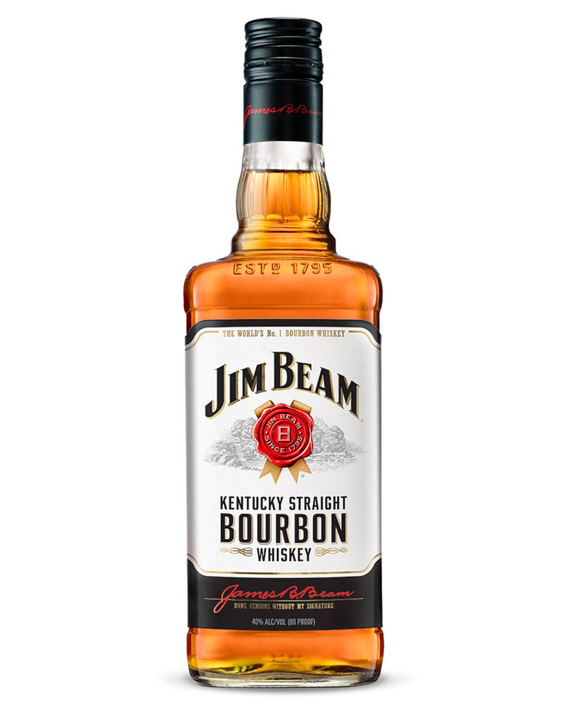 Jim Beam White Label 1L