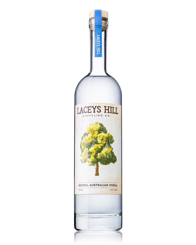 Laceys Hill Distilling Co. Neutral Australian Vodka 700mL