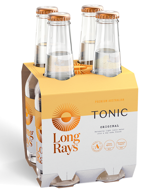 Long-Rays Premium Australian Tonic 275mL