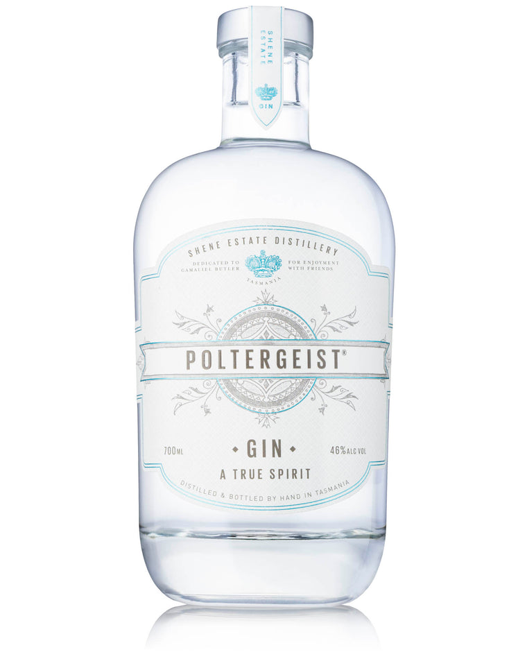 Shene Estate Distillery Poltergeist 'A True Spirit' Gin 700mL