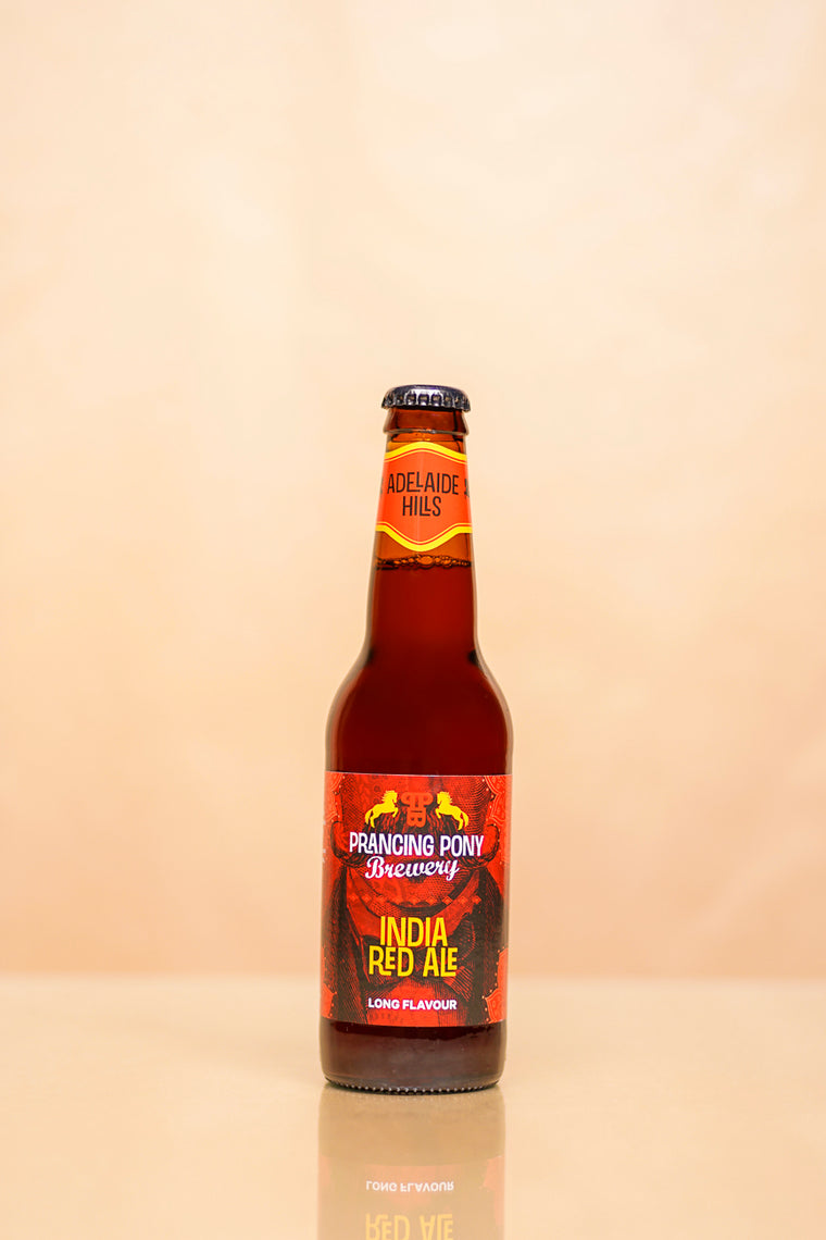 Prancing Pony Brewery India Red Ale 330mL