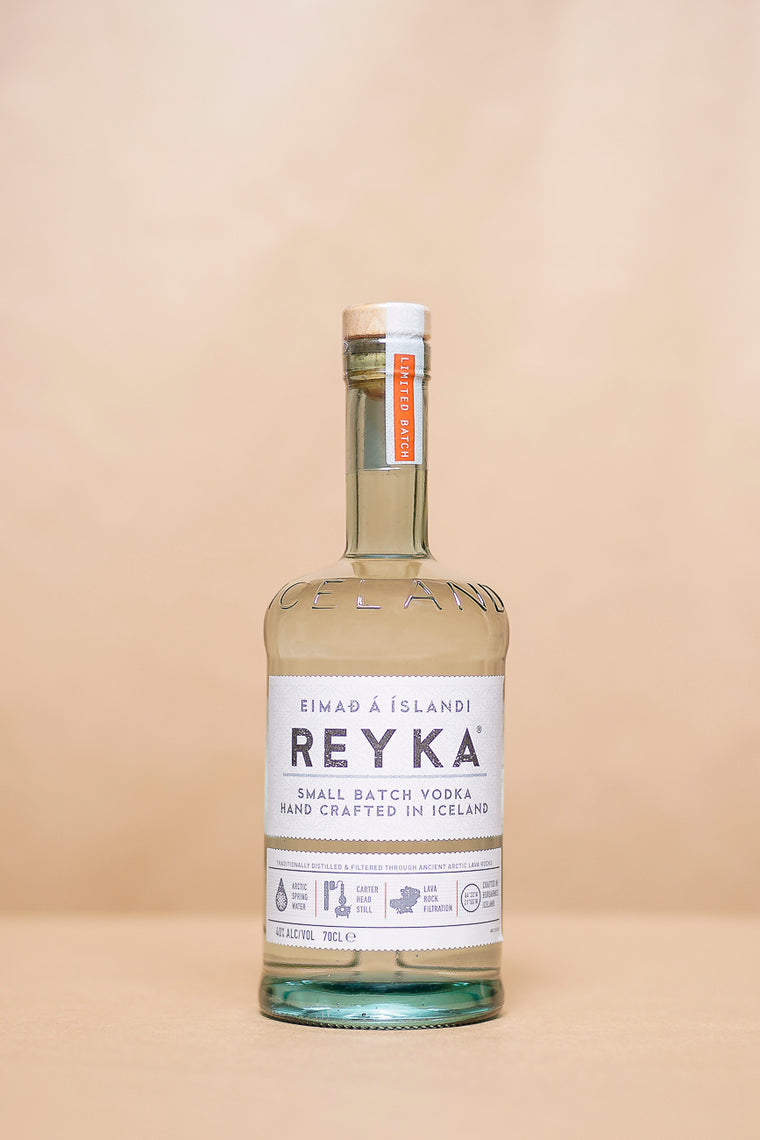 Reyka Small Batch Icelandic Vodka 700mL