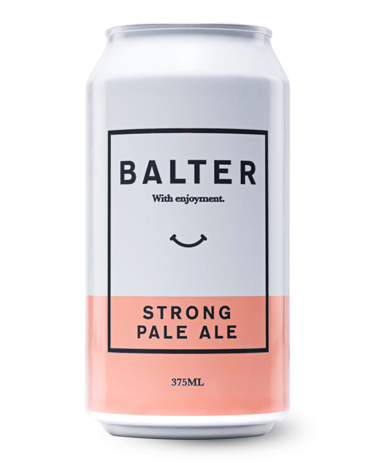 Balter Brewing Strong Pale Ale 375mL