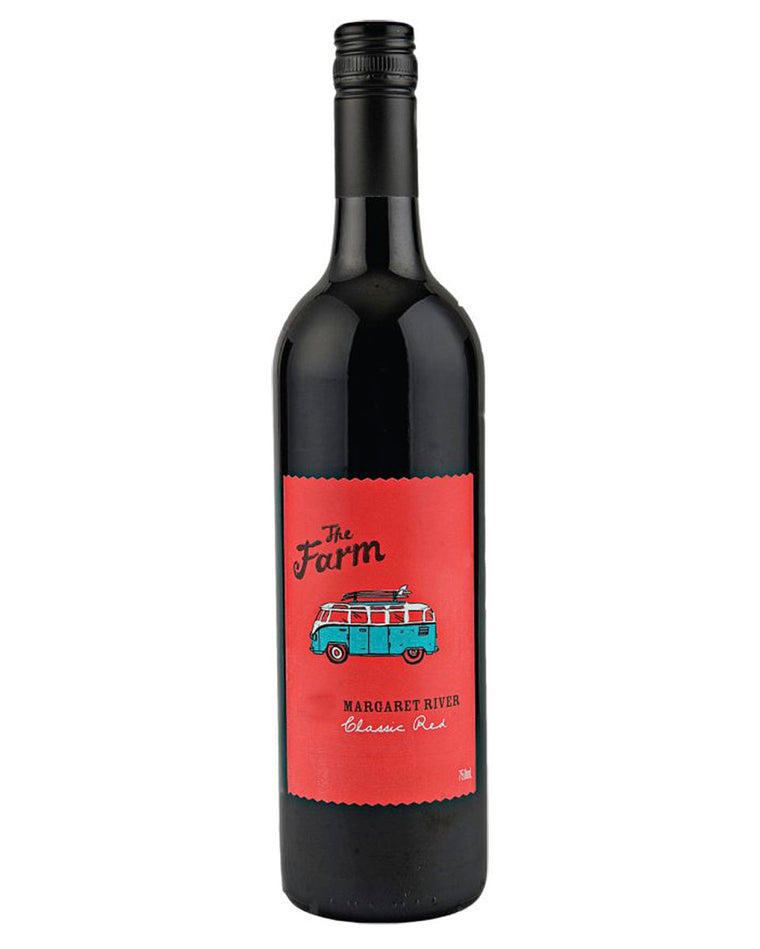 Watershed 'The Farm' Classic Red 750mL