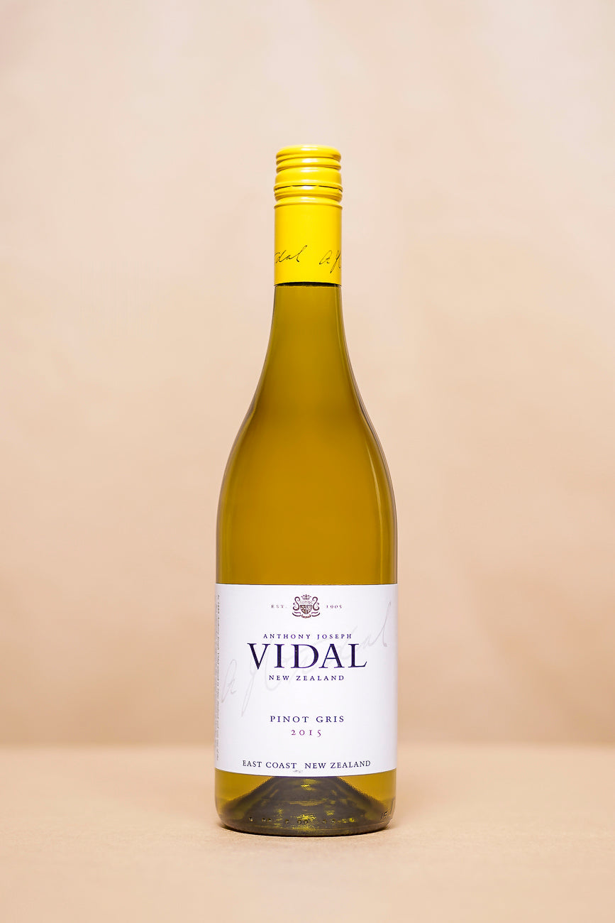 Vidal<Br><sub> Pinot Gris 2015<br><Br> Black Sheep Bottle Shop - Brisbane