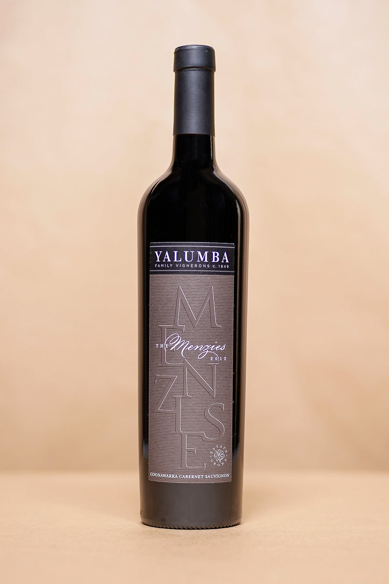 Yalumba The Menzies Cabernet 2012 750mL