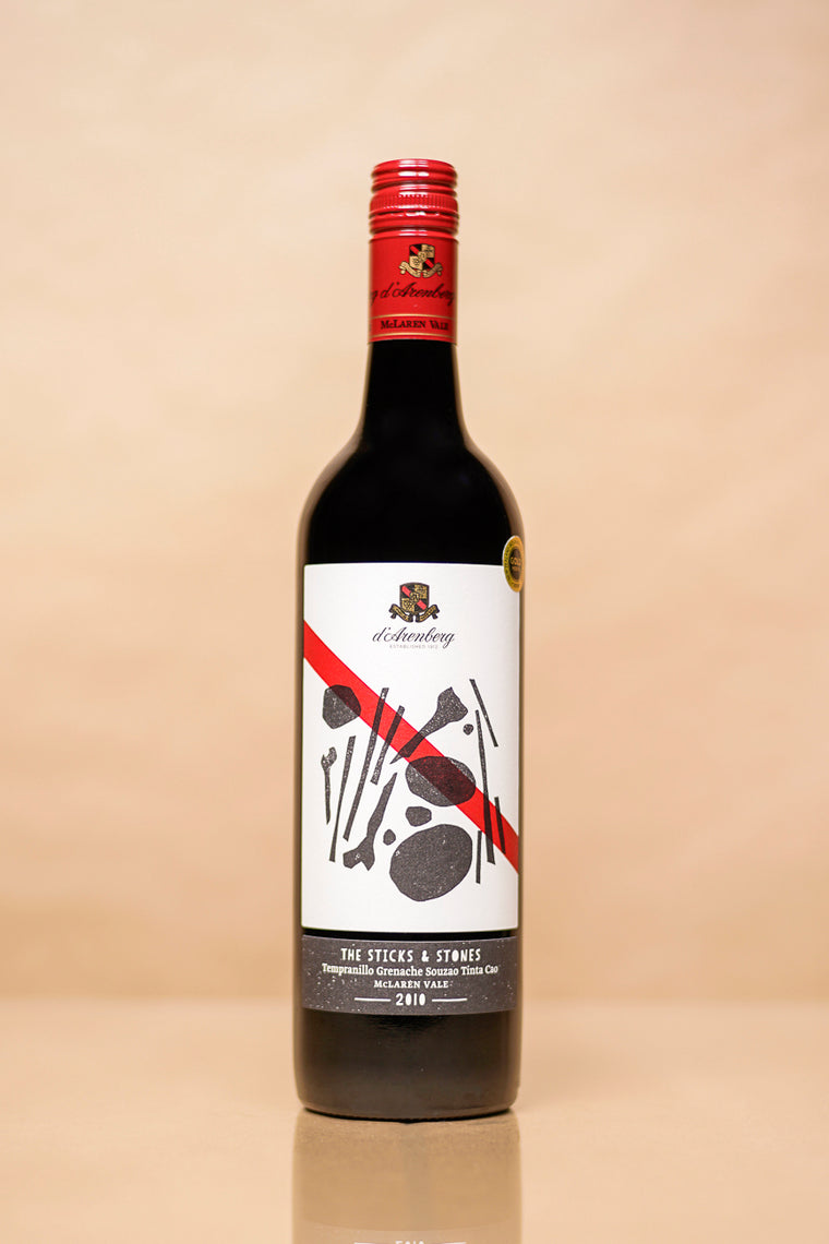 d'Arenberg 'The Sticks & Stones' 750mL