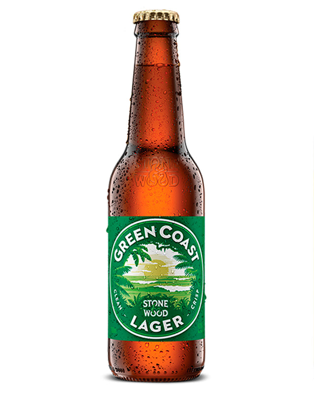 Stone & Wood Green Coast Lager 330mL