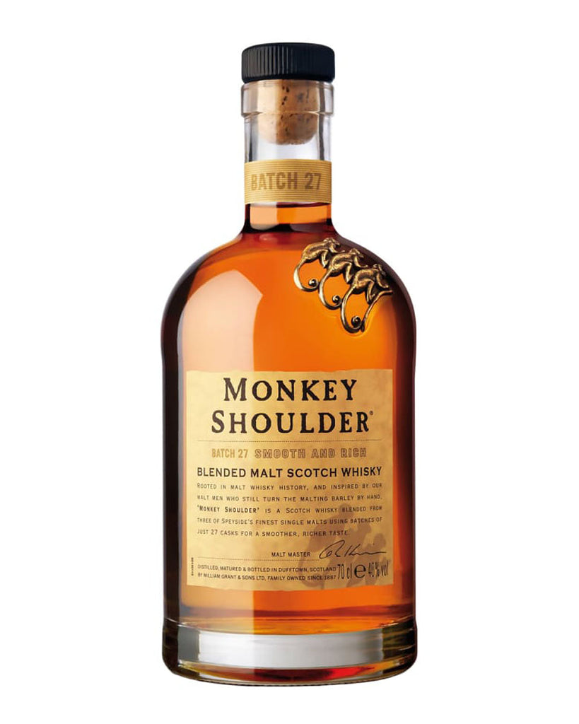 Monkey Shoulder Scotch Whisky 700mL