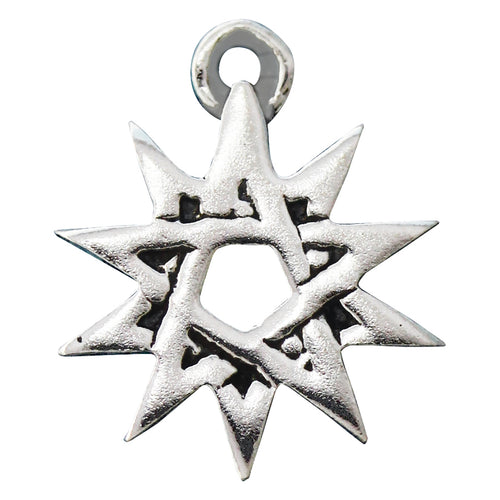 The Craft Double Pentagram Pendant