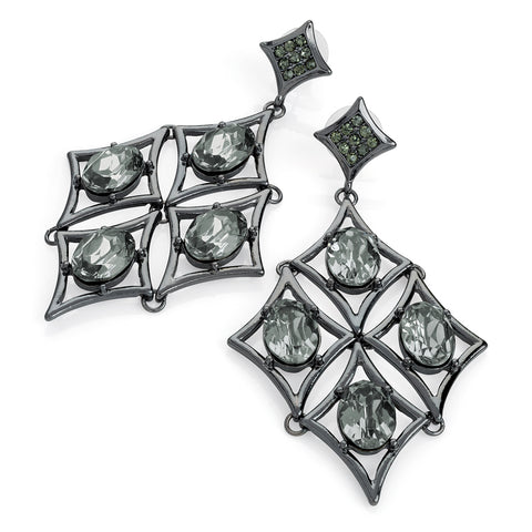Temple of Vlad Lucy Earrings