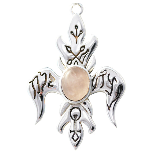 The Craft Fleur de Venus Pendant - Sterling Silver
