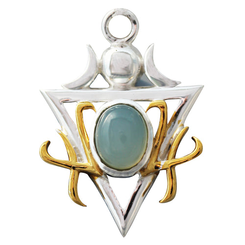 The Craft Fortitudo Pendant - Sterling Silver