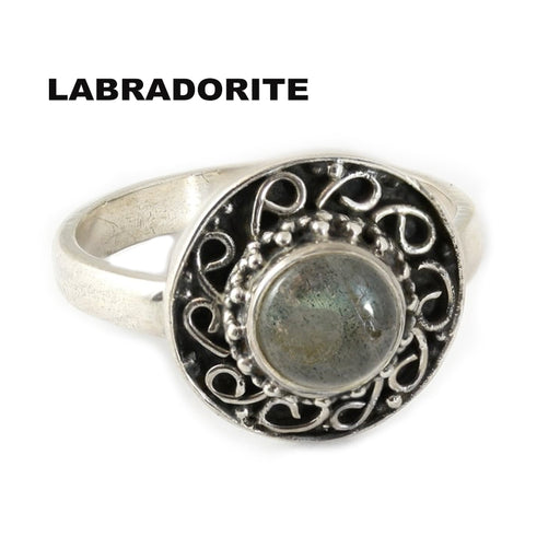 The Craft Third Eye Ring - Sterling Silver