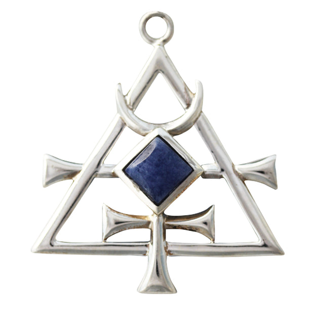 The Craft Mercurea Pendant - Sterling Silver