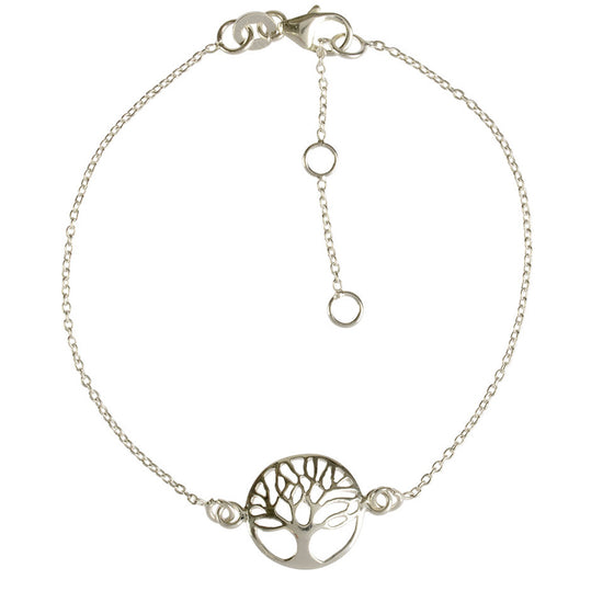 The Craft Tree of Life Bracelet - Sterling Silver