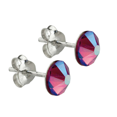 Coventina Studs - Sterling Silver