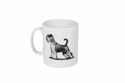 Miniature Schnauzer Mug - Crufts and Kennel Club Gifts