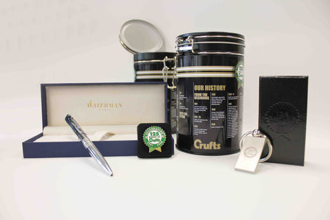 Crufts 125th Year Anniversary Collection - Crufts and Kennel Club Gifts