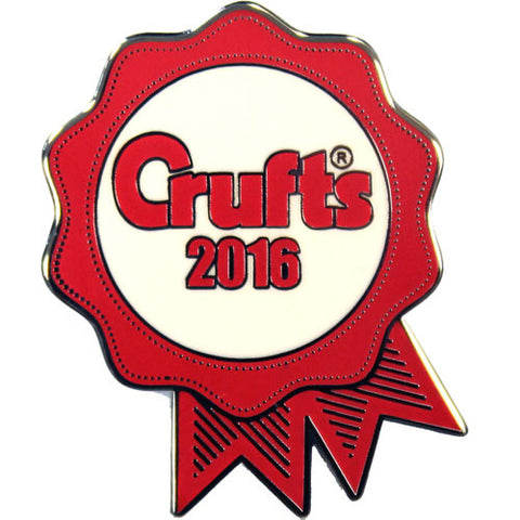 Crufts 2016 Pin Badge - Crufts and Kennel Club Gifts