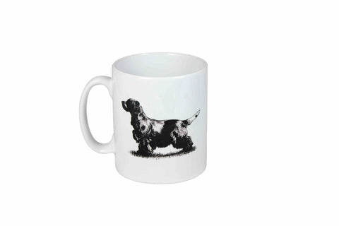 Cocker Spaniel Mug - Crufts and Kennel Club Gifts