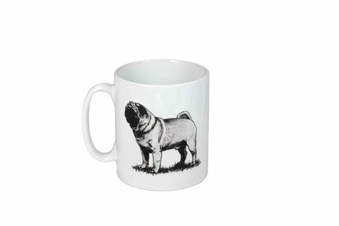 Pug Mug - Crufts and Kennel Club Gifts