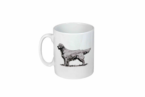 Golden Retriever Mug - Crufts and Kennel Club Gifts