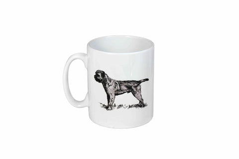 Border Terrier Mug - Crufts and Kennel Club Gifts