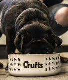 Crufts Dog Bowl Dog Bowl - Crufts and Kennel Club Gifts