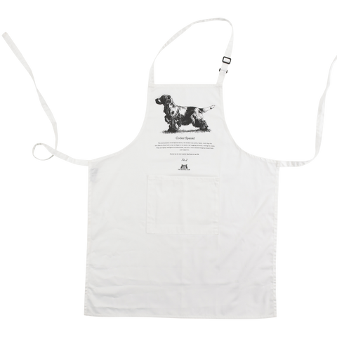 Cocker Spaniel Apron - Crufts and Kennel Club Gifts