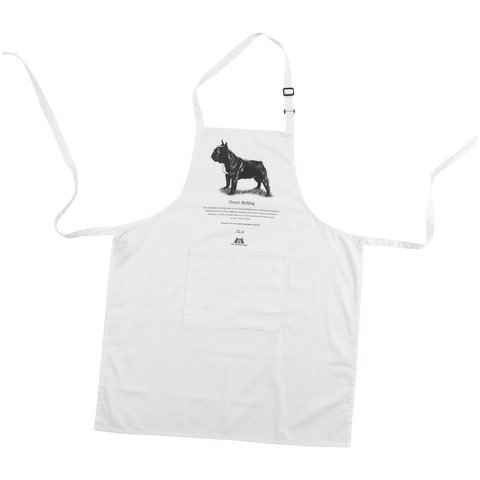 French Bulldog Apron - Crufts and Kennel Club Gifts