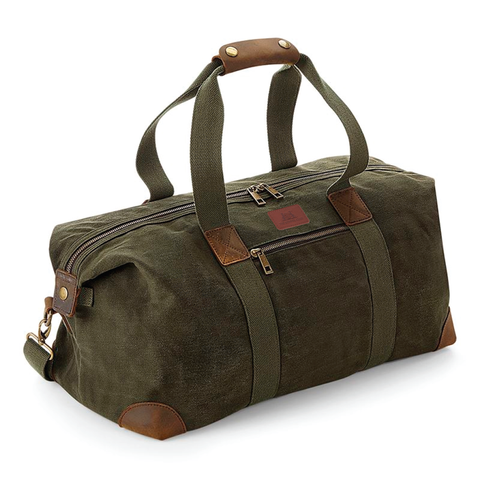 Kennel Club Heritage Weekender Bag