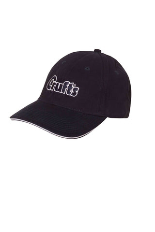 Crufts Baseball Cap - Navy