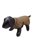 Kennel Club Tweed Dog Coat